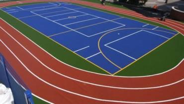 Покриття для міні-футбольного поля